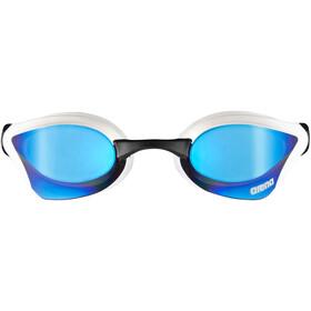 arena Cobra Core Mirror Lunettes de natation, blue-white